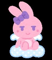 大天使ウサギ